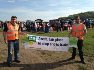 Ashwood Car Boot Fair launches the Real Deal Charter May 2016